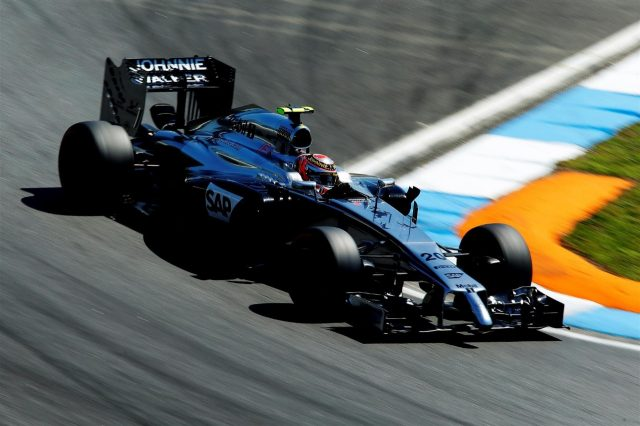 Kevin Magnussen (DEN) McLaren MP4-29. Formula One World Championship, Rd10, German Grand Prix, Qualifying, Hockenheim, Germany, Saturday, 19 July 2014