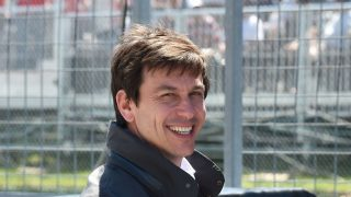 Toto Wolff Q&A: Ferrari form makes success all the sweeter