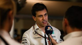 Toto Wolff Q&A: Mercedes to analyse drivers' form swing