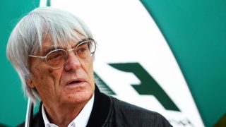 Exclusive Q&A with Bernie Ecclestone