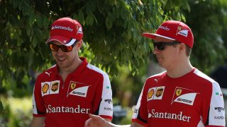 Sebastian Vettel Q&A: Williams not Ferrari's only threat