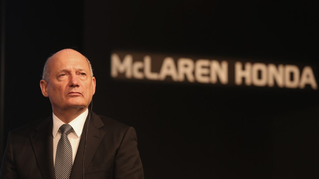 Image result for Ron Dennis mclaren