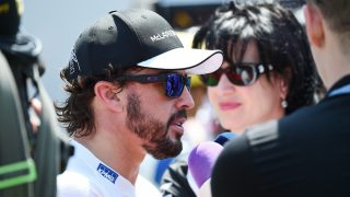Fernando Alonso Q&A: Early signs very promising for McLaren