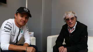 In conversation - Bernie Ecclestone and Nico Rosberg