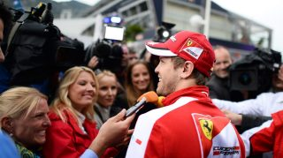 Sebastian Vettel Q&A: Rain has created uncertainty - and opportunity