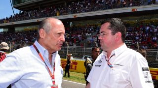 Exclusive Eric Boullier Q&A: Hybrid woes holding McLaren back