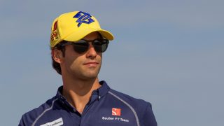 Felipe Nasr Q&A: Brazil likely Sauber's best chance of points