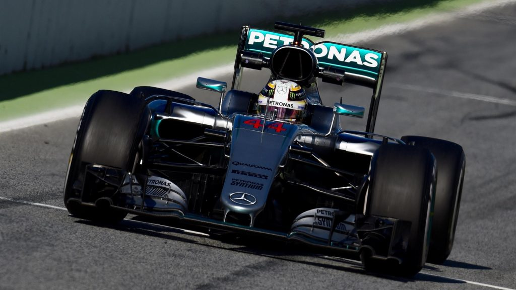 Image gallery mercedes formula 1 2016 for Mercedes benz f1 drivers
