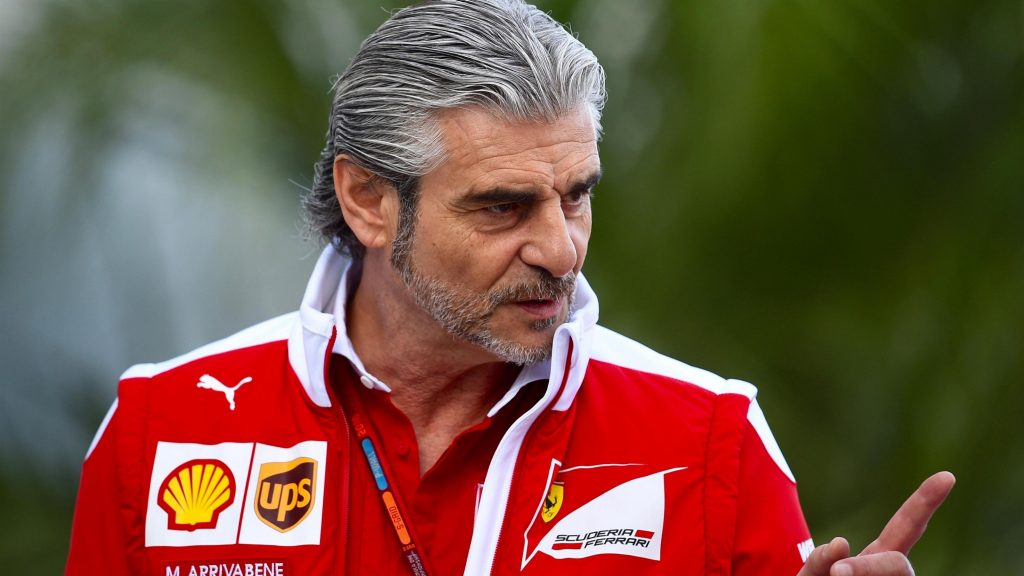 Maurizio Arrivabene Q Amp A There Are No Excuses