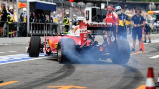 Sebastian Vettel Q&A: Ferrari have speed in hand