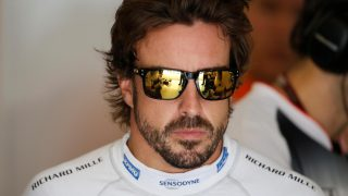 Fernando Alonso Q&A: Mixed conditions perfect for McLaren