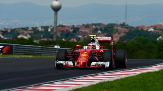 Kimi Raikkonen Q&A - P14 a shame, as Ferrari 'felt pretty good'