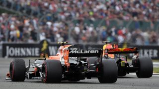 Red Bull show what McLaren can achieve in 2018 - Vandoorne Q&A