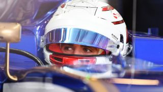 I thought Sauber call-up was a joke - Antonio Giovinazzi Q&A