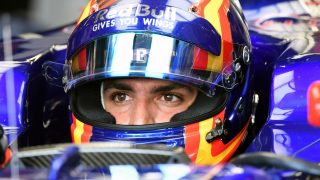 Carlos Sainz Q&A: Late yellow flag cost me positions