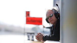 The honeymoon period is over - exclusive Gene Haas Q&A