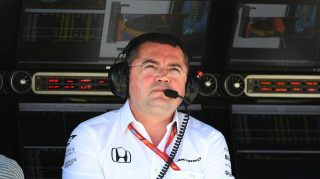 Renault will put McLaren back where it belongs - Eric Boullier Q&A
