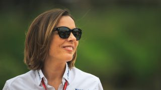 SUNDAY CONVERSATION: Claire Williams on motherhood, gender politics and leadership