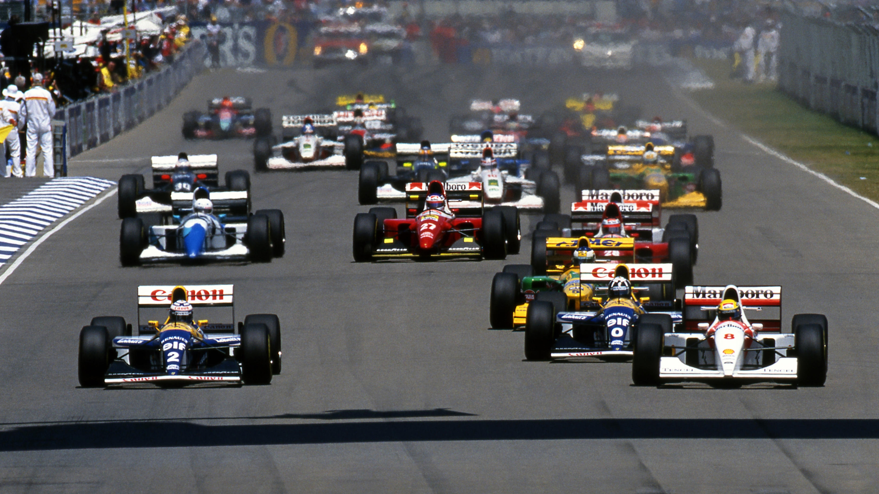 re writing the f1 rulebook part 2 from driver aids to increased safety. Black Bedroom Furniture Sets. Home Design Ideas