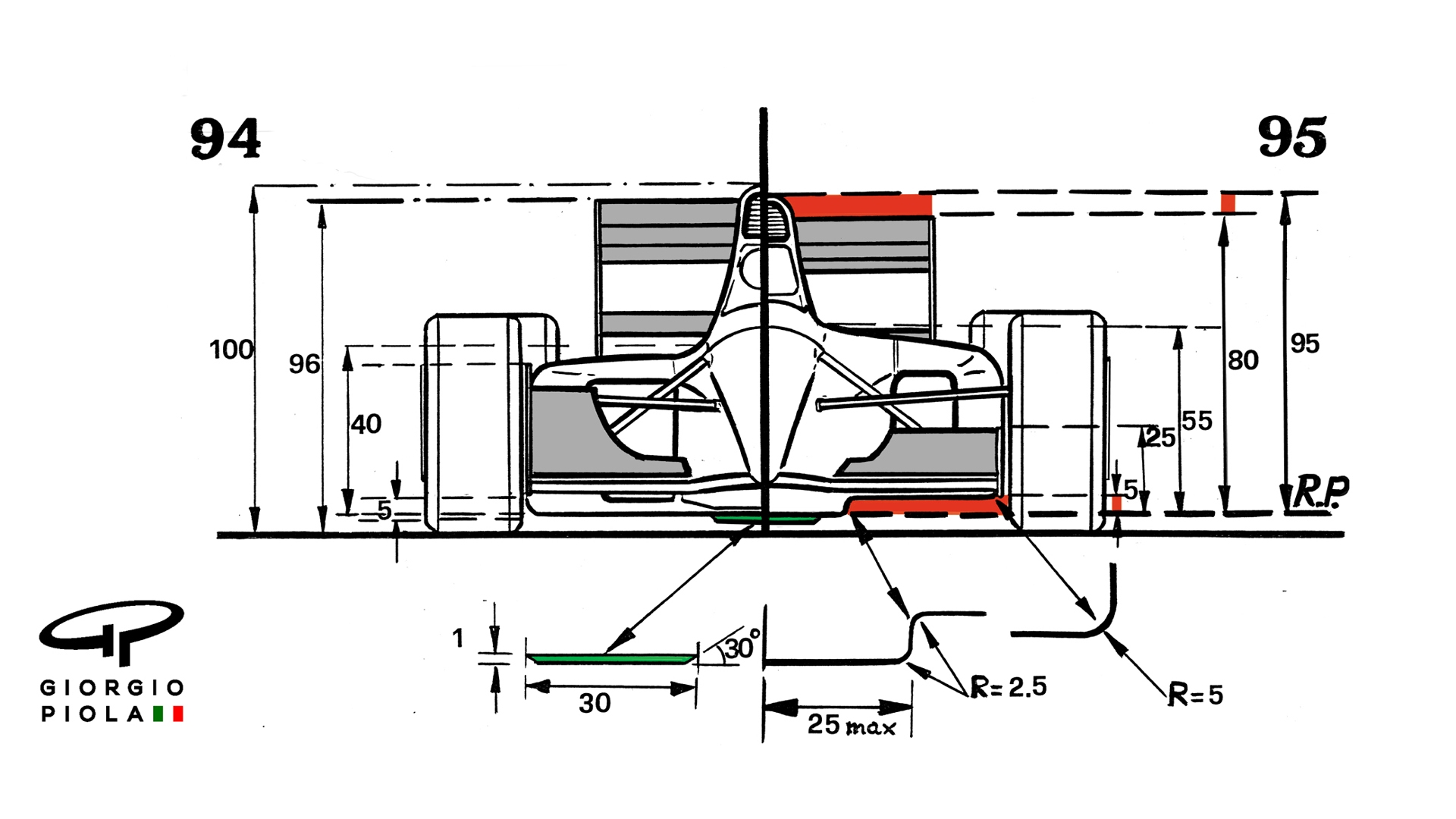 Re-writing the F1 rulebook - Part 2: from driver aids to increased ...