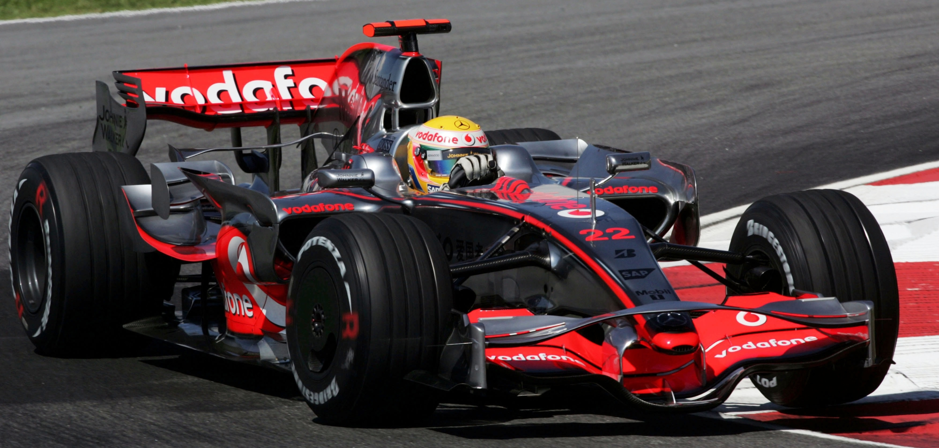 as the 2000s neared their conclusion formula one cars had morphed into the most aerodynamically and visually complex machines in history with all manner