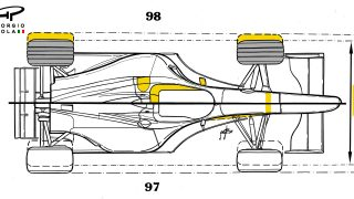 Re-writing the F1 rulebook - Part 3: narrow cars find their groove
