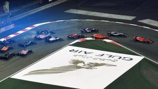 FORMULA 1 GULF AIR BAHRAIN GRAND PRIX 2019