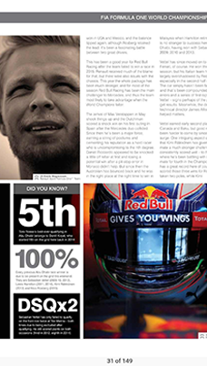 F1<sup>®</sup>Publications