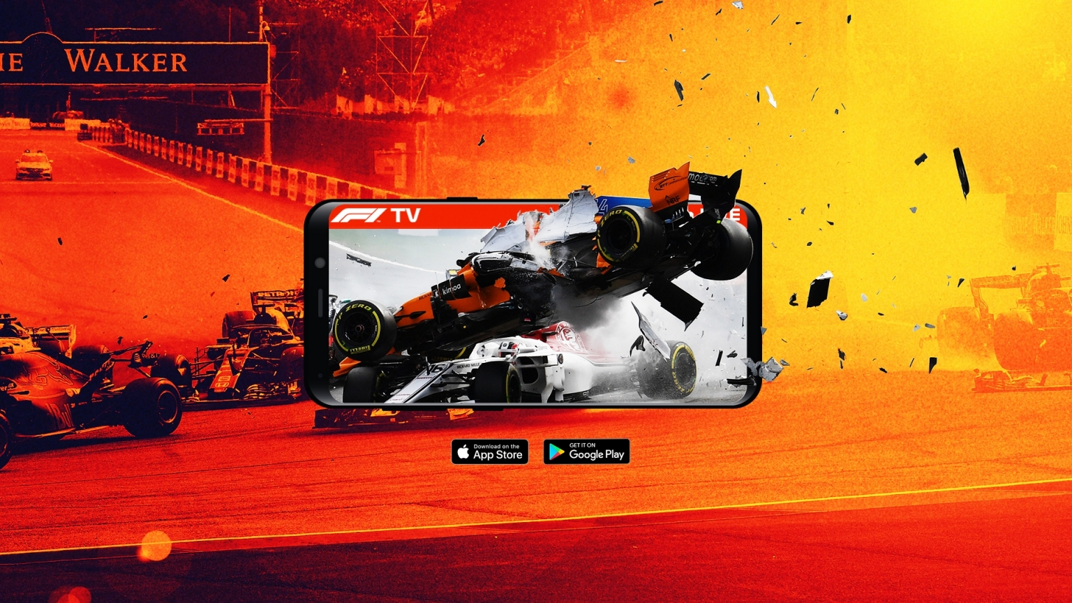 F1 TV app is now live on iOS and Android
