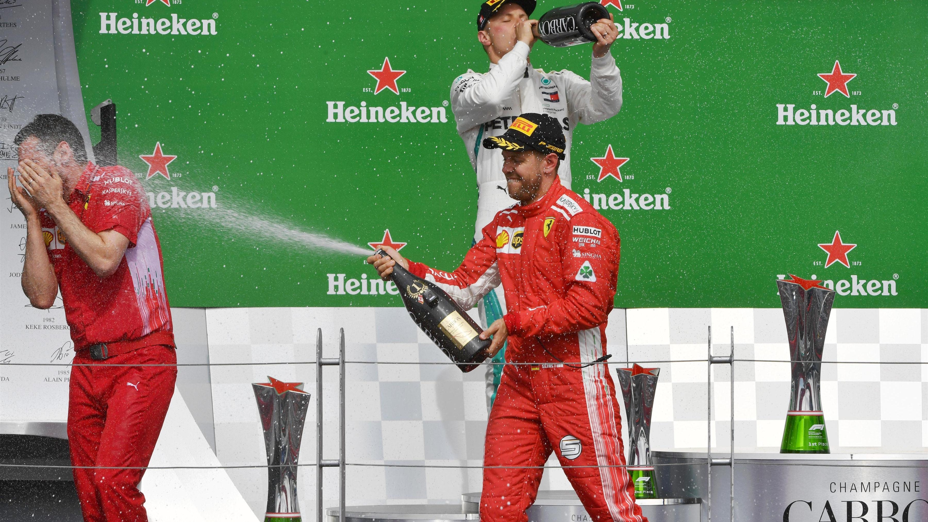 Hamilton wins French Grand Prix to retake lead in F1 title race
