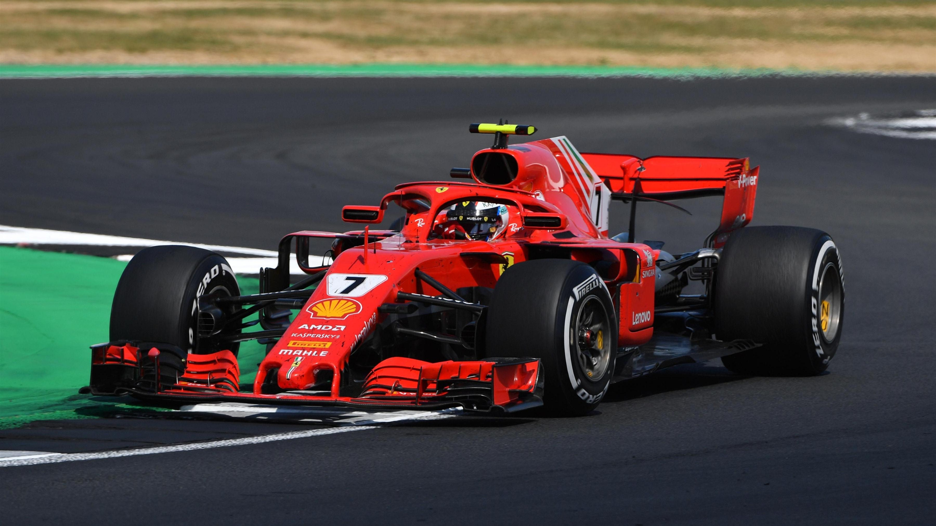 Vettel hits back over Hamilton's accusation of underhand Ferrari tactics
