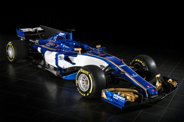 Sauber F1 Team reveals Ferrari-powered C36 for 2017 season